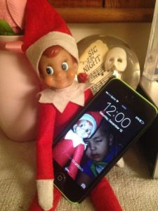 Elf-with-your-Phone