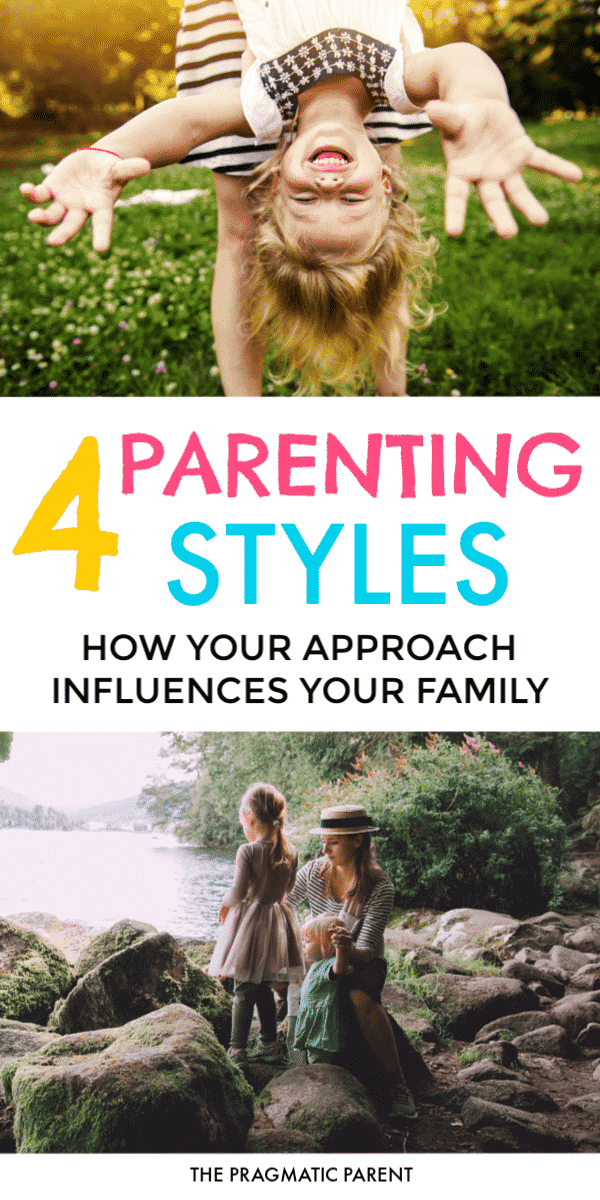 The 4 parenting styles; identify your parenting approach & align with what research says is the best parenting style. Parenting style affects children's confidence, health, self-esteem and overall well-being. How to give your kids the best outcome in life. #parentingstyle #raisingkids #positiveparenting #raisinghappykids #parentingstyles #authoritativeParenting