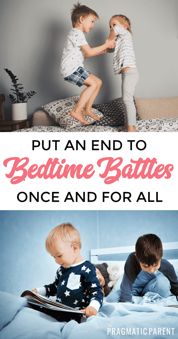 Learn tricks to tackle the most common bedtime battle; when your child doesn't or won't go to bed at night. 5 proven strategies for asuccessfulbedtime routine and getting your child to sleep without a fight.#bedtimebattle #gotosleepatnight #childwontgotosleep #fightingbedtime #sleepthroughthenight #bedtimeroutine #dailyroutineforkids