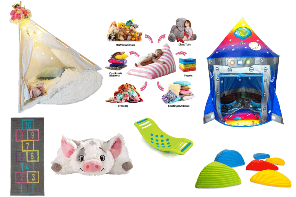 non-toy stocking stuffers and non-toy gifts for kids