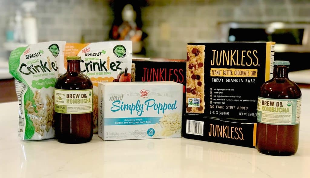 healthy and clean snack food for kids and nutritious food your entire family will love.