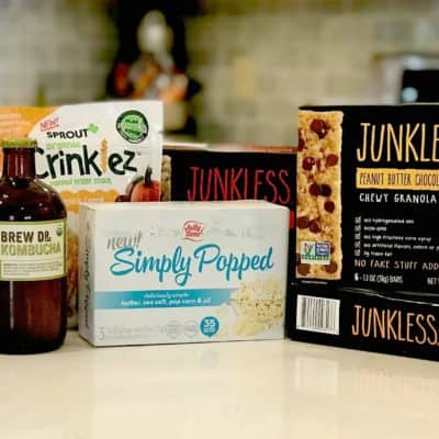 healthy snack options for kids and families
