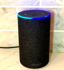 Amazon Echo Alexa Skill Blueprints