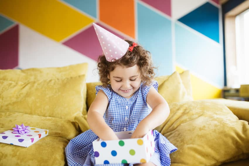 Best birthday present ideas for elementary aged kids