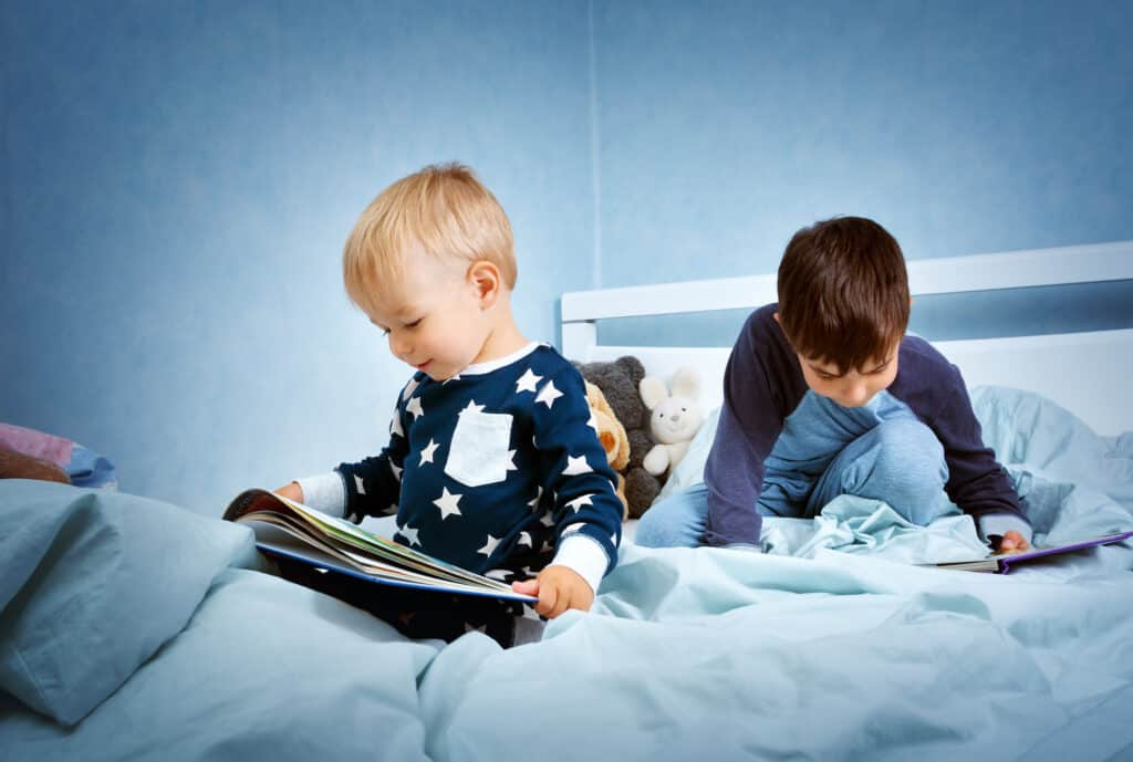 Learn tricks to tackle the most common bedtime battle; when your child doesn't or won't go to bed at night. 5 proven strategies for asuccessfulbedtime routine and getting your child to sleep without a fight.