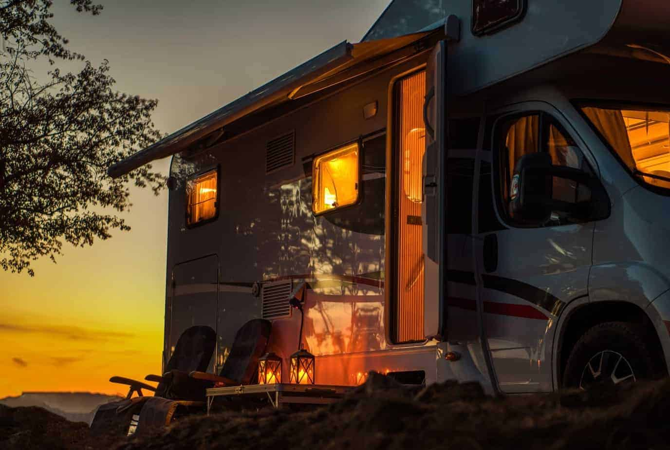 kid-friendly campsites and rv and tent family camping tips