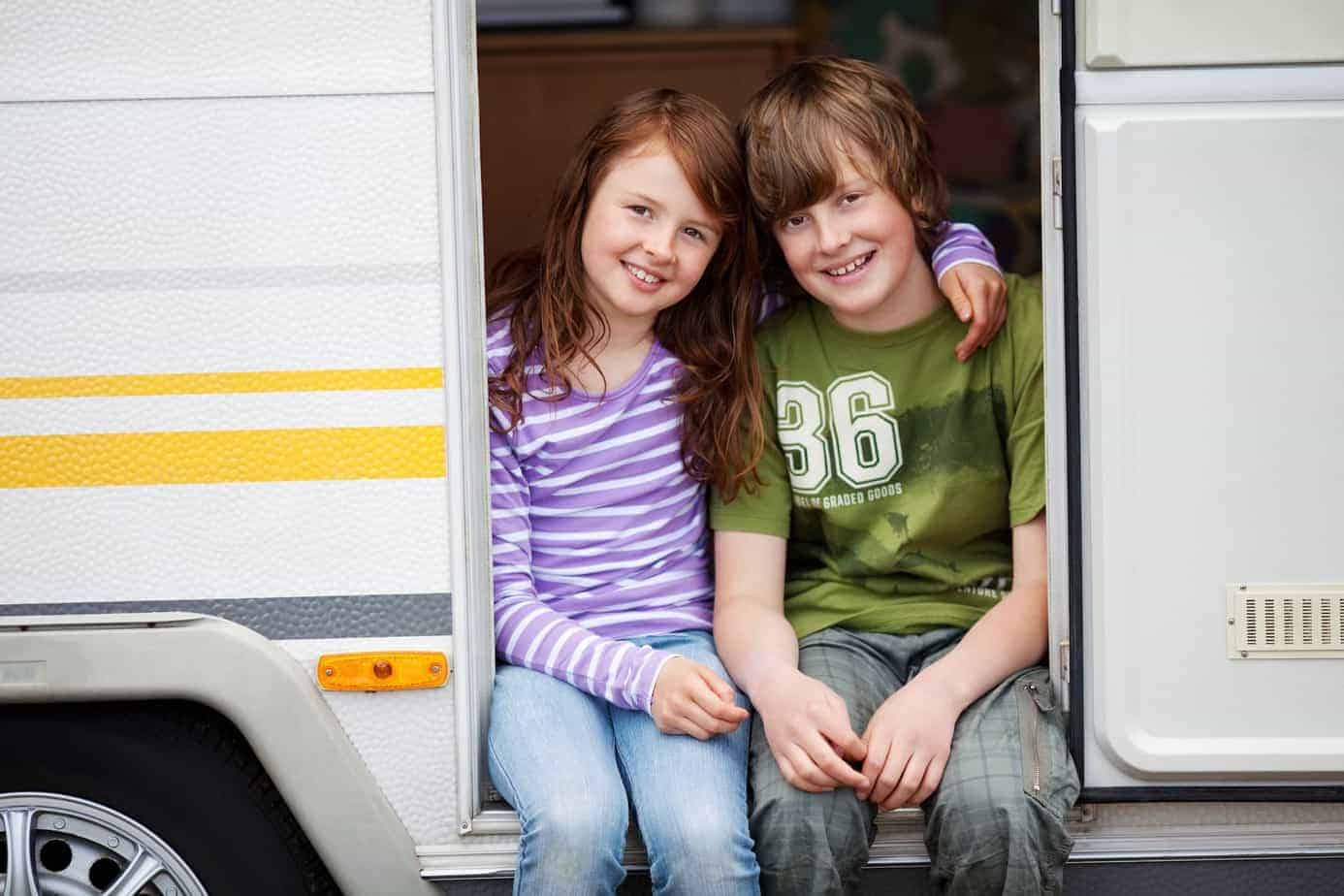 kid-friendly campsites and family camping tips