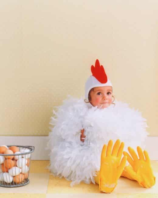 chicken-costume costume homemade halloween costumes you can make