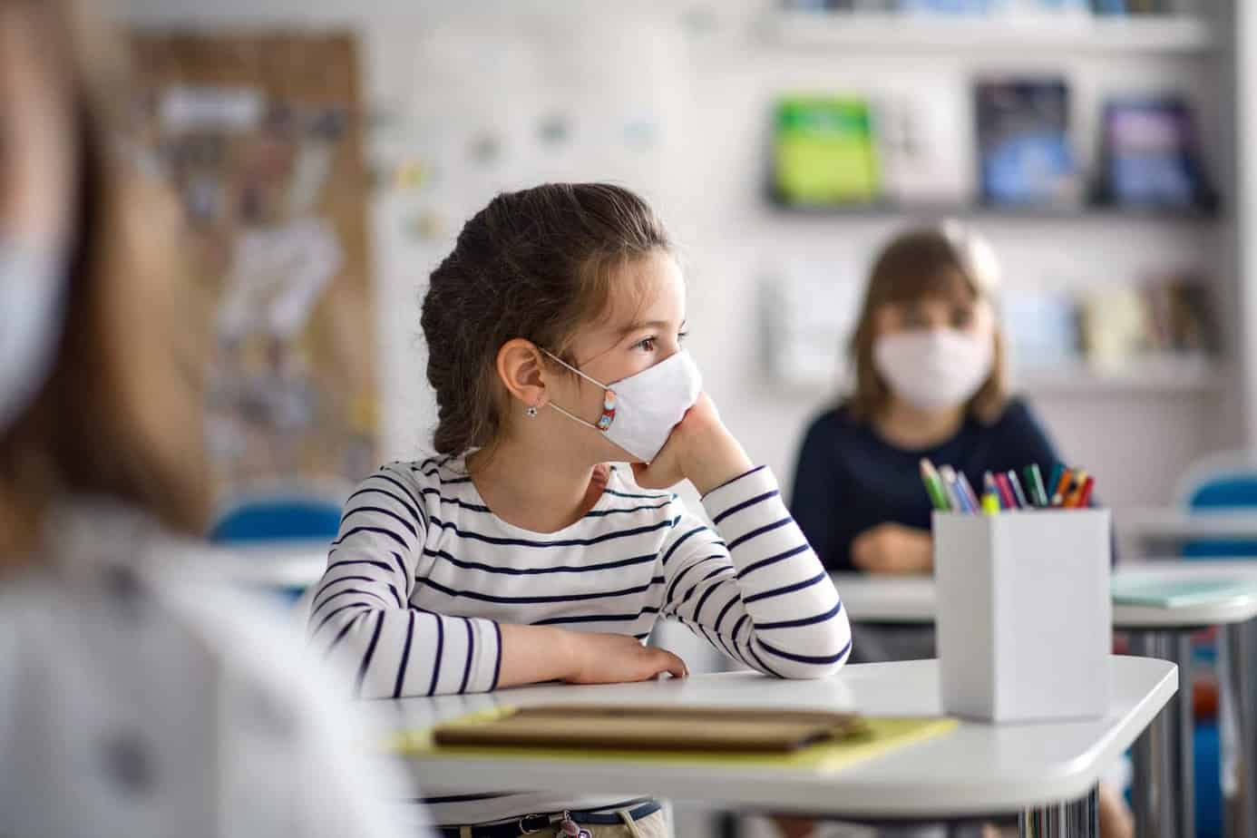 School is going to look a little different this year, which can cause a lot of big emotions in kids. How to prepare kids for the school year and curb anxiety and overwhelm.