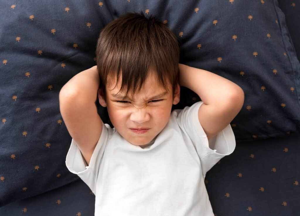 Your best sleep hack to get kids to go to sleep is about changing your narrative around bedtime. Get kids to sleep without bribery, begging, or pleading.