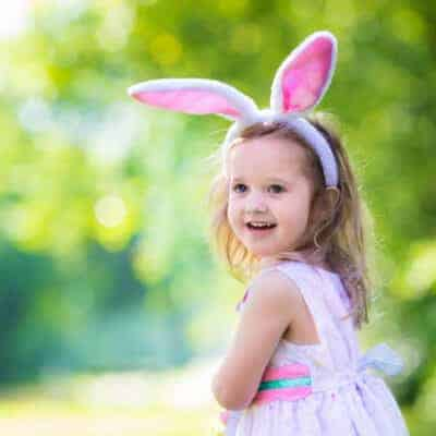 100 best non-candy Easter Egg filler ideas to fit in plastic Easter eggs. The best non-candy easter egg filler ideas for a Easter egg hunt or Easter basket.