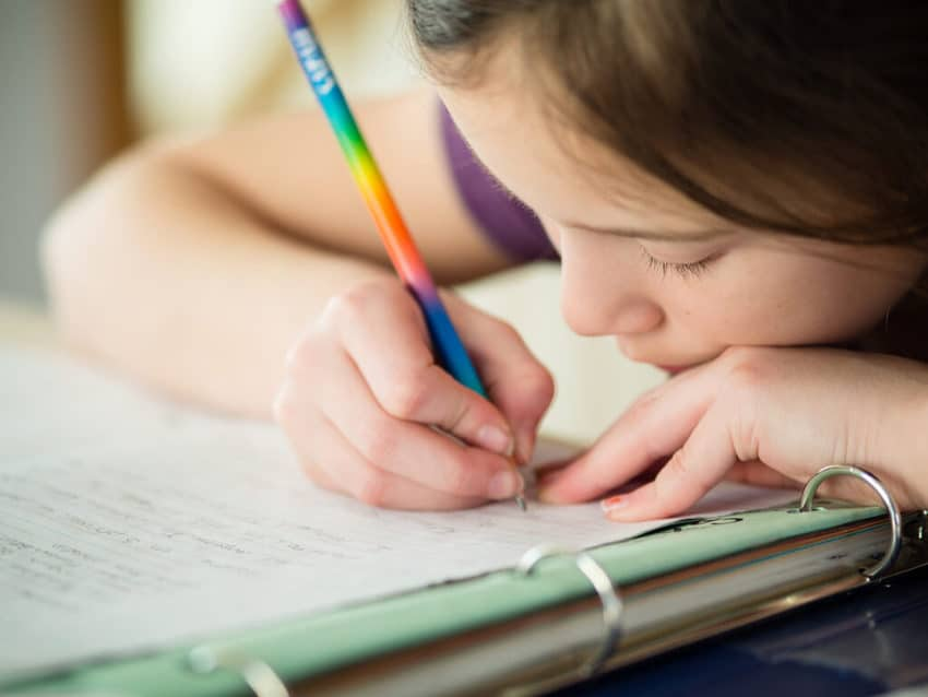 how to create a homeschool schedule that works