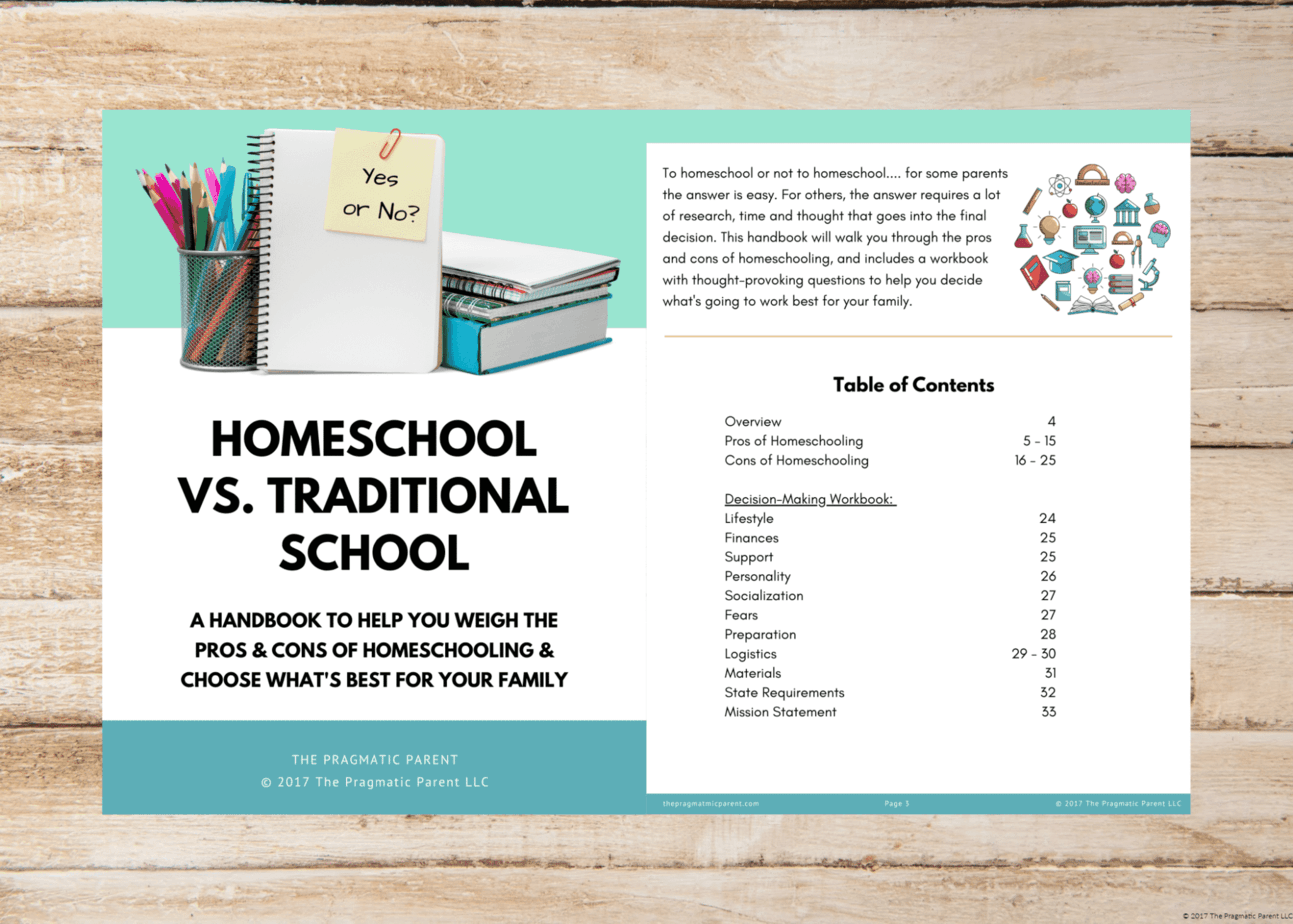 to homeschool or not to homeschool - the pros and cons of homeschooling