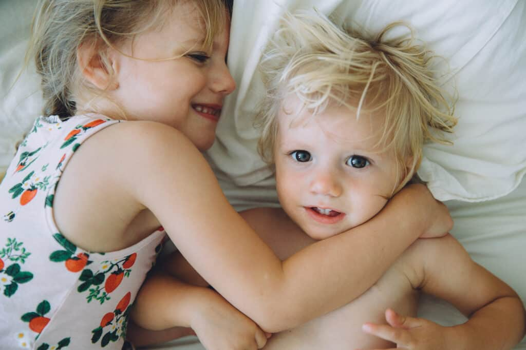Does sibling fighting make you want to pull out your hair? Don't worry, this is the easiest & simplest solution to break the bickering and bring more peace into your home. How to stop sibling fighting by being a sports announcer.