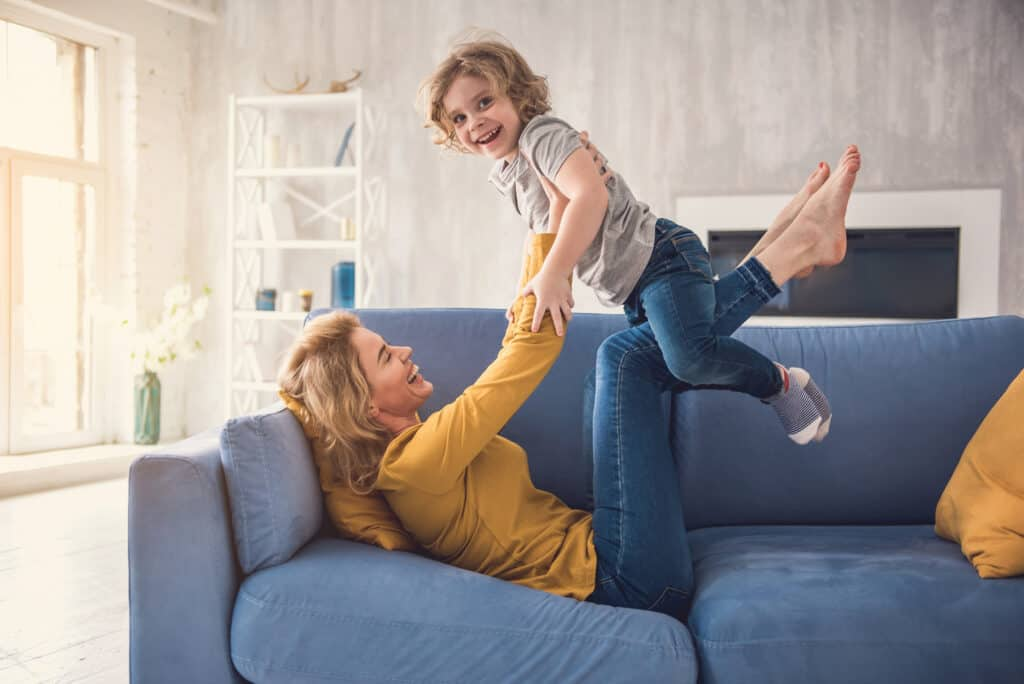 Parenting Mindset: How you see your child on hard days & whether you react or respond, is key to your relationship and connection to your children.