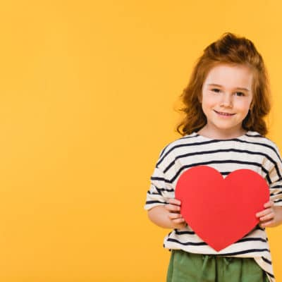4 printable heart template forms for Valentines Day. Plus, 7 ideas how to use the heart pattern cut out templates with your family, and to share love with others.