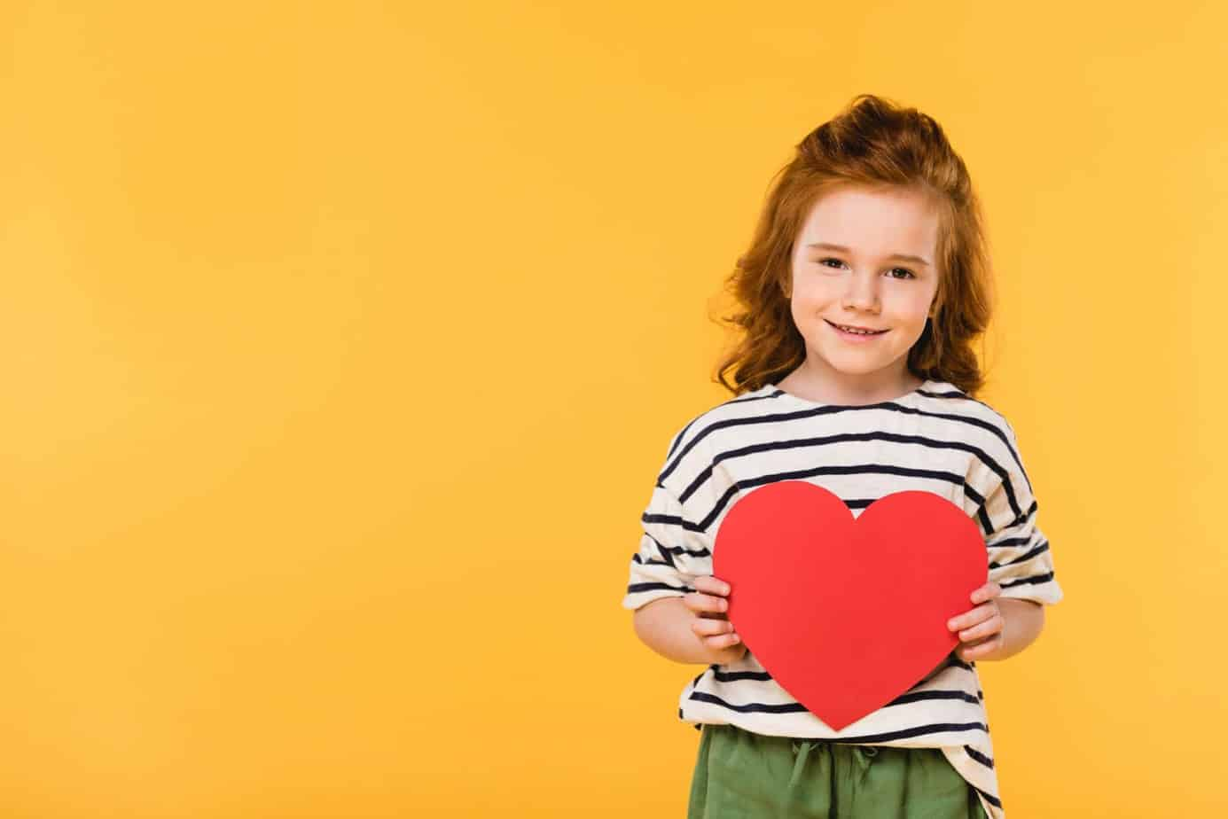 4 printable heart template forms for Valentines Day. Plus, 7 ideas how to use the heart cut out templates with your family, and to share love with others.