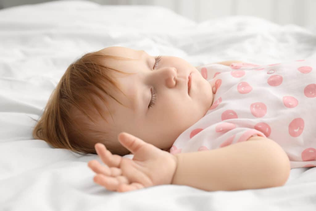 8 Survival Tips for the 18 Month Sleep Regression. What is Happening at 18 Months & How to Help Your Toddler Through the 18 Month Sleep Regression.