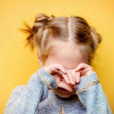 7 Professional explain why kids whine for connection, to gain a reaction, express feelings or signal a basic need is unmet. How to stop a child's whining.