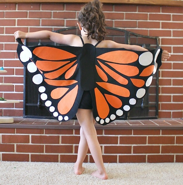 monarch-butterfly-costume homemade halloween costumes you can make