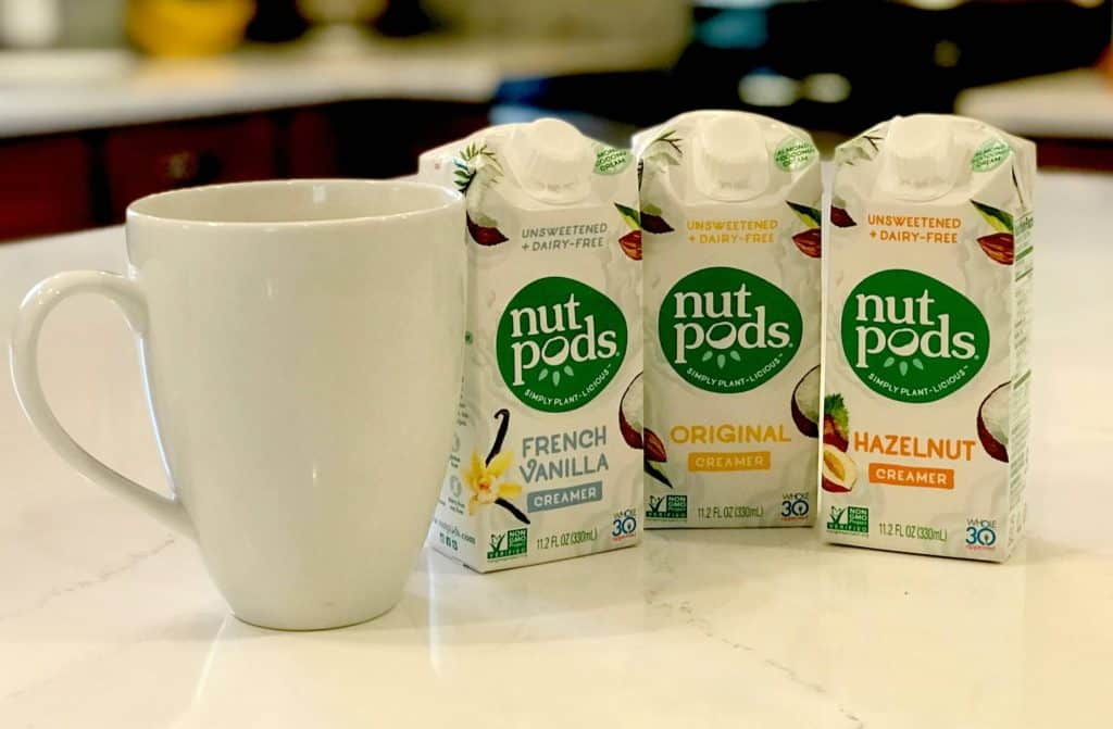 dairy free creamers for coffee and tea