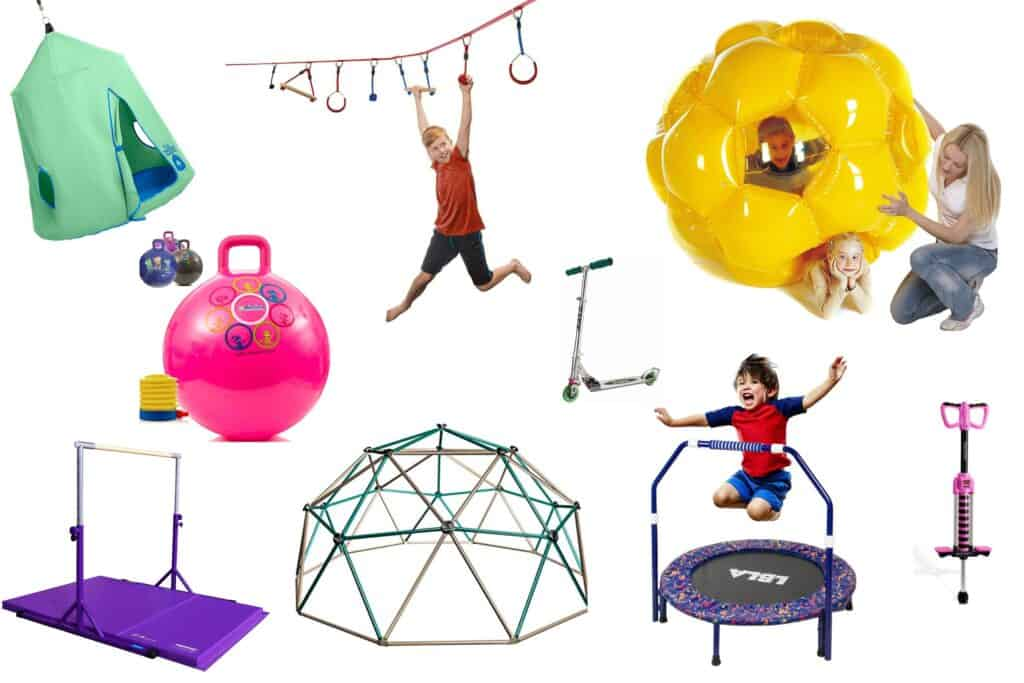 outdoor toys for big kids and gifts for big kids to use outside to play