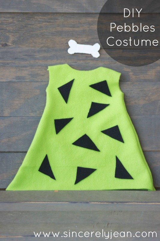 pebbles homemade halloween costumes you can make