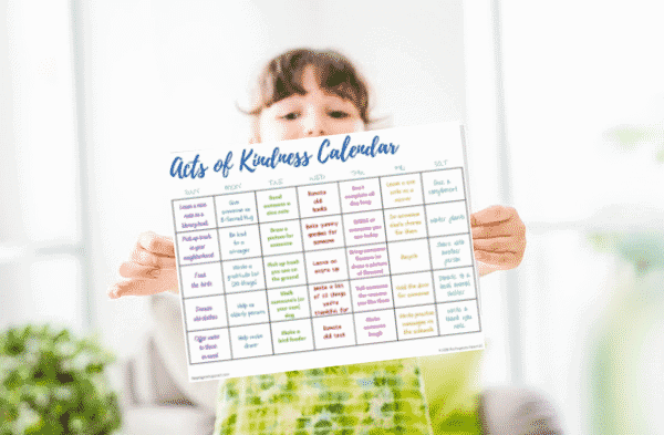 35 Thoughtful Random Acts of Kindness Calendar. 35 Simple tasks that only take a few minutes, don't cost a thing & can instantly turn someone's day around.