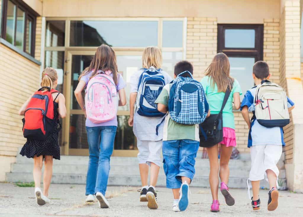 How Parents Can Help their Kids Prepare for Back to School Time and make the transition from Summer to School an easy one. Help Kids Head Back to School.