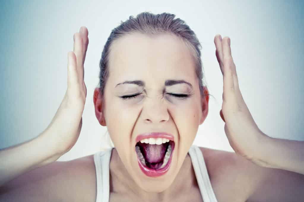 نتيجة بحث الصور عن screaming to kids