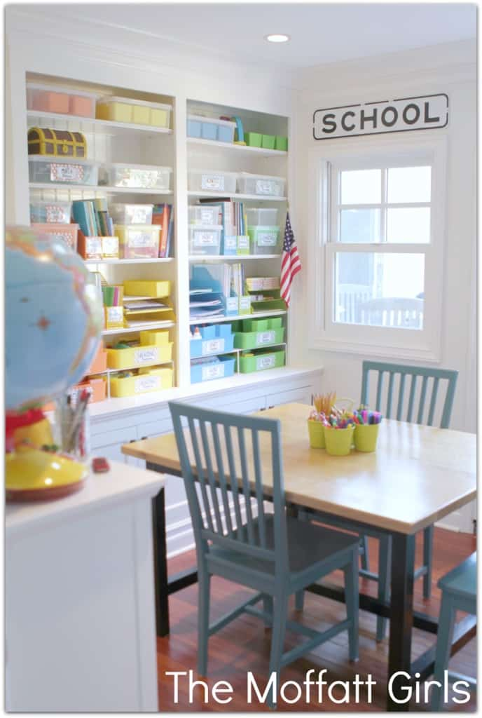 15 Inspiring Homeschool Room Ideas For Small Spaces