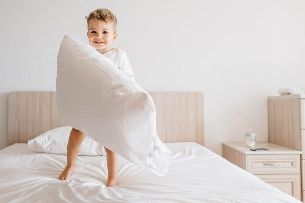 When do toddlers stop napping, the signs your toddler is ready to stop napping and what to do now when your toddler no longer takes a nap.