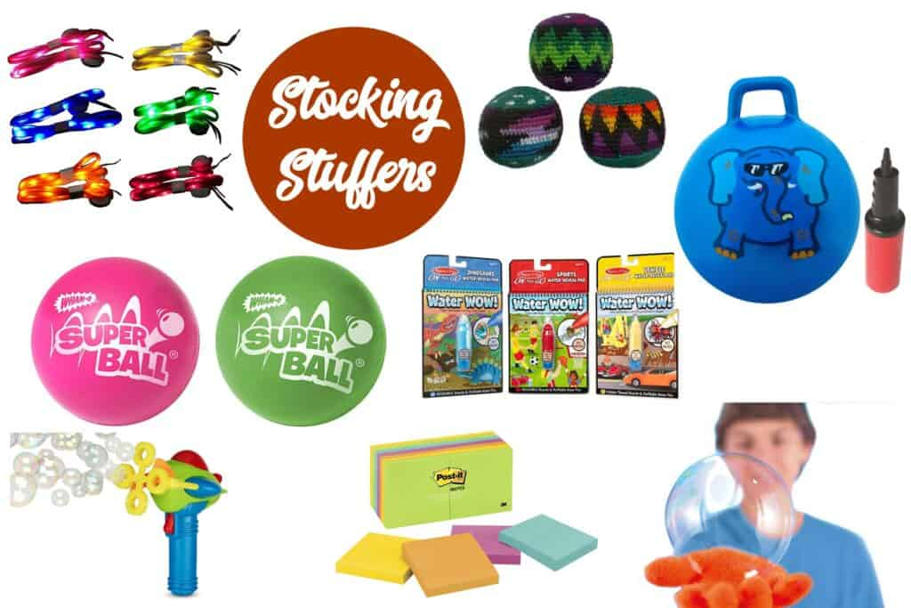 unique stocking stuffers for kids