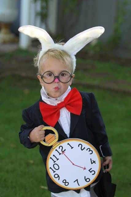 white-rabbit-alice-in-wonderlandcostume homemade halloween costumes you can make